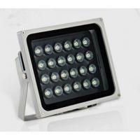 单颗大功率12W24W36W48WLED投光灯监控交通电子眼照明补光灯
