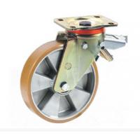 全向移动agv辅助轮 不锈钢重载万向轮 承重轮分布情况 AGV定向脚轮 1.5英寸万向脚轮