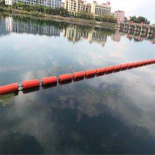 柏泰塑料科技拦污浮筒 为水电站提供拦污排设计方案