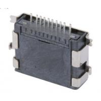 苹果7连接器 IP OD 母座10P 沉板式SMT半包尾插