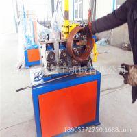 七棍盘管机厂家 生产设备铜管盘管机图片  圆管盘管机价格