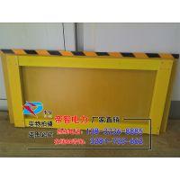 专业生产玻璃钢挡鼠板、铝合金防鼠墙