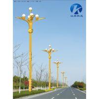 河北沧州升降广场中高杆灯球场灯20米