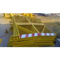 鸿宇筛网电梯洞口施工安全门 施工井口防护网