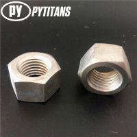 厂家直销 钛标准件螺母GB6170-86 I型六角螺母 M12,M6标准螺母