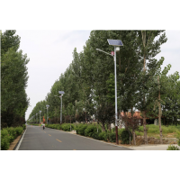 LED路灯用奉献精神照亮城市与乡村
