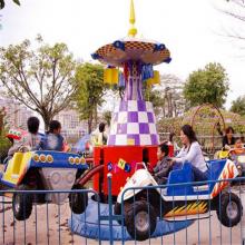 适合庙会上用的游乐设备有哪些 弹跳小汽车儿童游乐设施