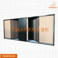 宜度厂家直销钢材瓷砖推拉架 石材展示架 可定制 CT016