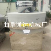 传统豆浆豆腐加工石磨机 通达 供应家用型 电动豆浆石磨机 移动式小麦香油