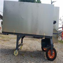 养牛场粪污处理设备 养鸡场干湿分离机效果 浩发