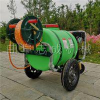 正品供应手推的汽油喷雾机 志成160升高压打药机 高效率的菜园杀虫机