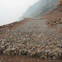 新疆欧利特直供水利固基、堤坝固基用镀锌雷诺护垫 六角格宾网
