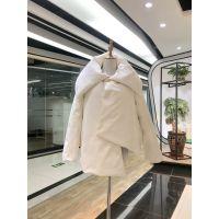日本设计师品牌羽绒服当季新款品牌折扣工厂货源批发走份