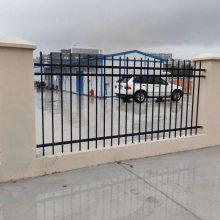 佛山铁路隔离栏现货 光伏电站烤漆围栏 铁艺围栏