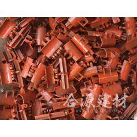 浙江钢管扣件厂家是这样进行产品质量检验的