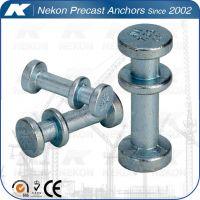 山东青岛的建筑用金属材质预埋件固定连接件三头锚杆