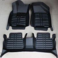 生产大板压痕脚垫3片后备箱垫1片全包围大包围可加丝圈汽车脚垫