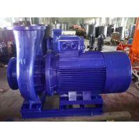 22KW大流量管道泵 ISWD200-200I 22KW 山西晋中卧式管道泵