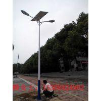湖南株洲6米太阳能路灯价格 太阳能路灯灯杆批发