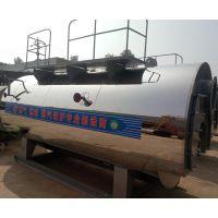 河南明信酿酒工业锅炉卧式燃天然气4吨室燃式低压快装蒸汽工业锅炉