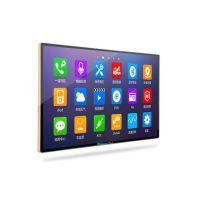 100寸大屏液晶智能会议电视壁挂LED网络播放机挂墙海报刷屏机