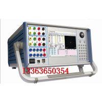 微机继电保护测试仪 WB806传统六相继电保护测试仪 内置计算机汇能