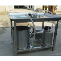 正康供应手动盐水注射机 猪肉鸡肉小型盐水调味料注射设备 可加工定制
