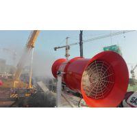 重庆锦胜人造雾空气净化除尘,工厂喷雾降尘设备,工地夏季喷雾降温降尘