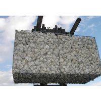 水利建筑石笼网生产.热镀锌丝石笼网.护坡铅丝网