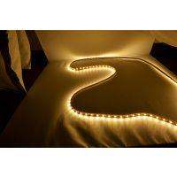 酒店照明LED防水软灯带灯条 5050/3528 RGBW 正白暖白双色温