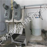 大团适合造纸废水水处理设备——动片螺旋污泥脱水机