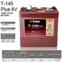 邱健蓄电池T-145代理6V145AH大量从优