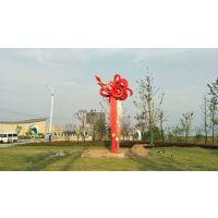 泰州雕塑舞动虹桥 景观雕塑厂家 不锈钢雕塑