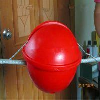 颜色鲜艳重量轻耐老化复合材料航空警示球直径340