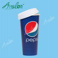 厂家定做:一次性冷饮杯 22盎司双PE可乐杯 大杯饮料纸杯