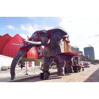 人气神器机械大象出租 巨型仿生像租赁