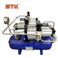 空气加压泵 高压气弹簧充气泵 高压空气压缩泵