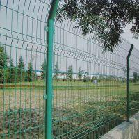 朋英实体供应河道双边丝护栏网 铁丝围栏网防护网