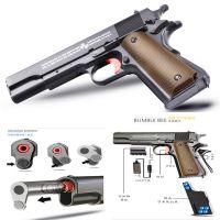 司骏M1911水弹枪成人下供弹连发电动水晶弹仿真水蛋抢手枪玩具枪