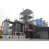 浙江金华3.2米两段煤气发生炉供陶瓷厂玻璃退火窑用