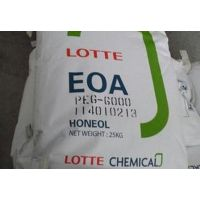 长期供应 韩国乐天 聚乙二醇系列 PEG6000 优级品