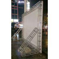 珠海桁架销售工厂供应金属型镀锌铁桁架、行架、横架