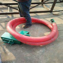 吸粮软管输送设备 加长软管吸粮机 跟车自动输料机