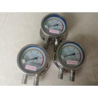油井/油田CYW-150不锈钢差压表