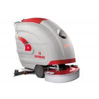 意大利高美Media 75 BT电源驱动手推式洗地机全自动酒店商场洗地机
