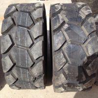 厂家供应 前进ADVANCE 12-16.5 山猫滑移装载机轮胎 越野大块