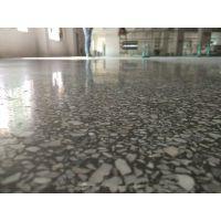 博罗(县)仓库水磨石地面怎么翻新? 打磨抛光固化剂处理
