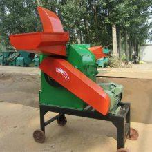 厂家供应农用铡草机高喷口饲料揉丝机秸秆小型粉碎机