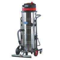 金洁大容量手推式工业吸尘器3610P