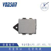 现货供应日本ALPS通用型检测开关SPVL110100/1.2mm薄型ALPS开关